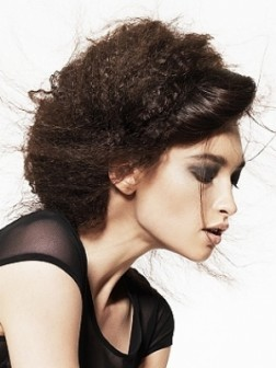 Loose updo hairstyles 2014