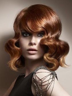 brown cute easy hairstyle
