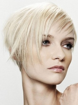 choppy layered pixie hairstyles