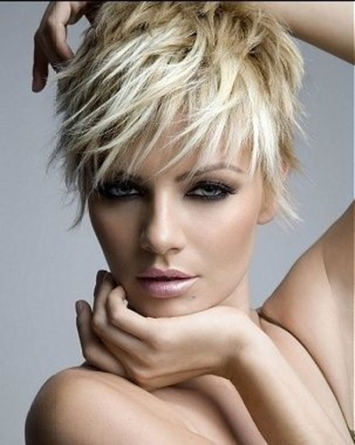 Best Short Choppy Layered Hairstyles | Best Hairstyles Collections