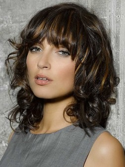 cute midi hairstyle 2014