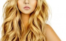 sandy blonde hair color