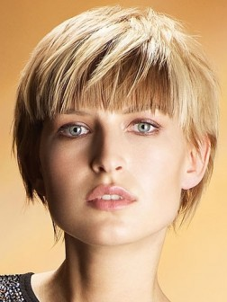 Short Haircuts Ideas 2015
