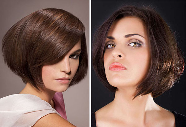 voluminous A line bob haircuts for 2014
