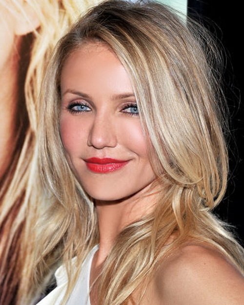medium length hairstyles no layers