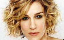 Sarah Jessica Parker short haircut for long faces
