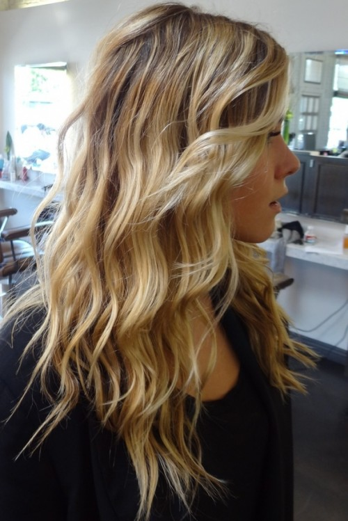 beach wavy hairstyles : Long Hairstyles for Thin Hair Hairstyles 2017, Hair Colors and ...