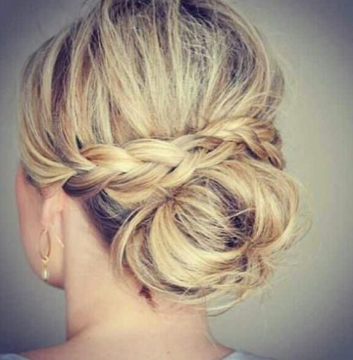 Amazing Updo Hairstyles For Thin Hair Hairstyles 2017 Hair Colors And Short Hairstyles For Black Women Fulllsitofus