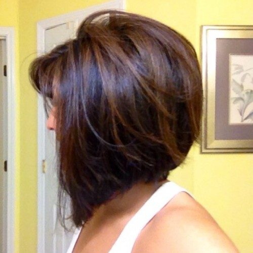 Pretty Bob Hairstyles for Thick Hair | Hairstyles 2015/2016, Hair ...