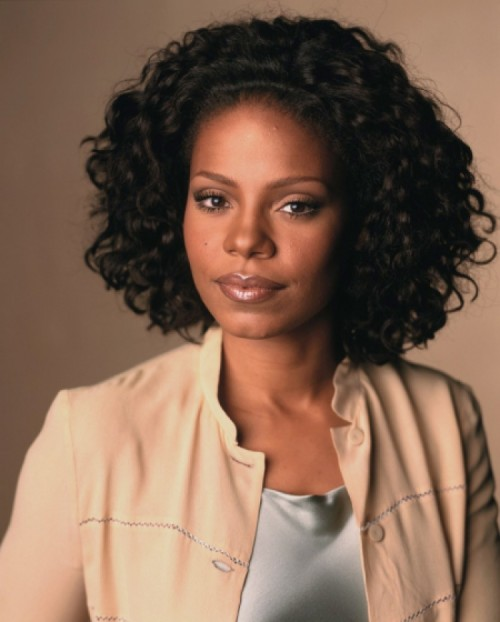curly hairstyles for black women