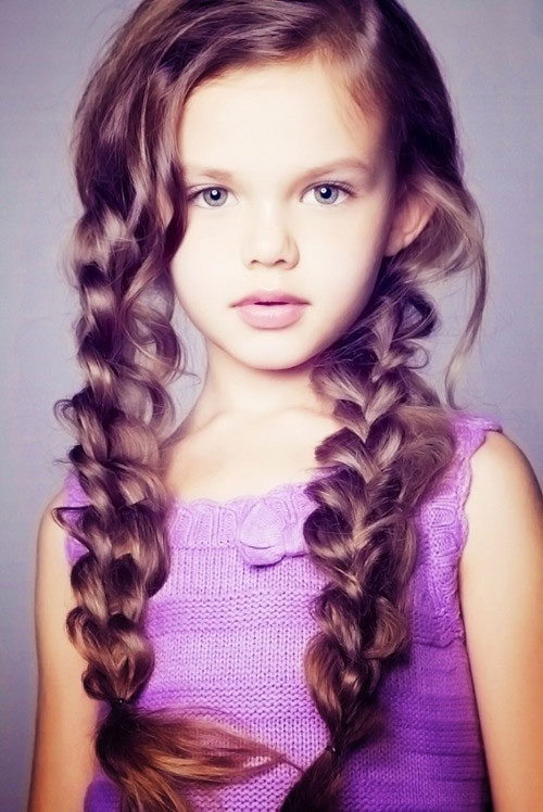 dutch braids for girls