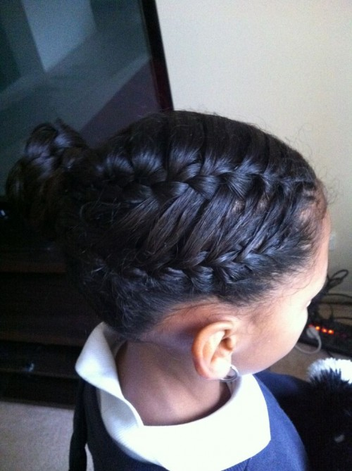 French Braids for Black Women Hairstyles 2015 / 2016, Hair Colors