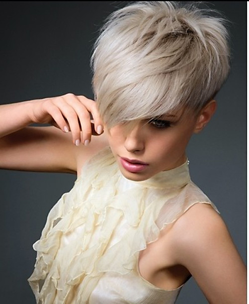 Trendy Short Haircuts   Hairstyles 2016, Hair Colors and Haircuts