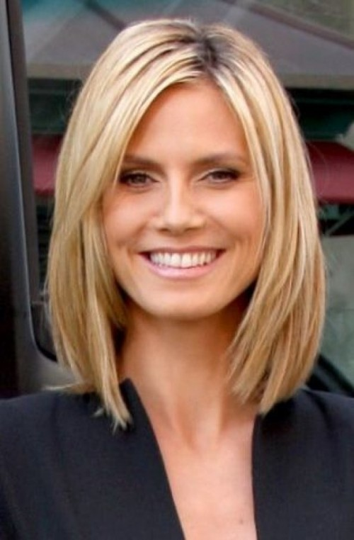 Long Layered Bob Hairstyles for Fine Hair