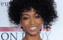 natural hairstyles for curly hair