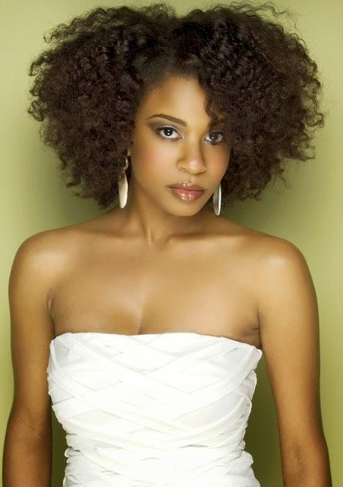 naturally curly medium hairstyles