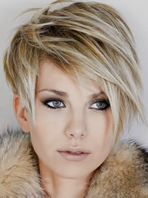 pixie hairstyles for fine hair