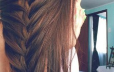 pretty french braid