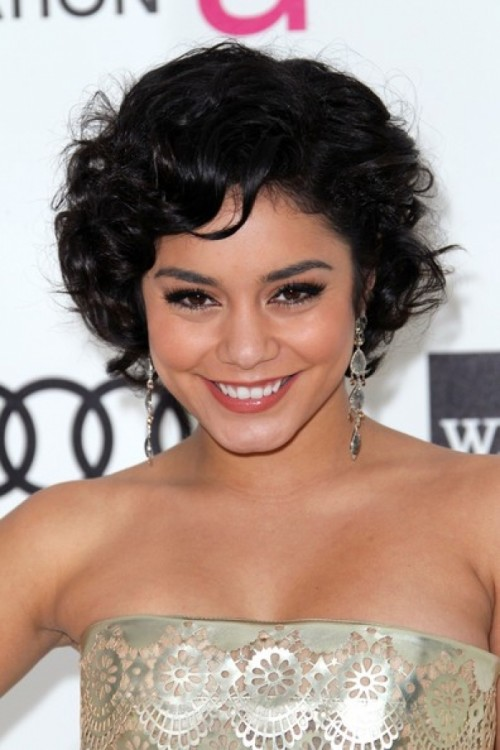 retro short wavy hairstyles