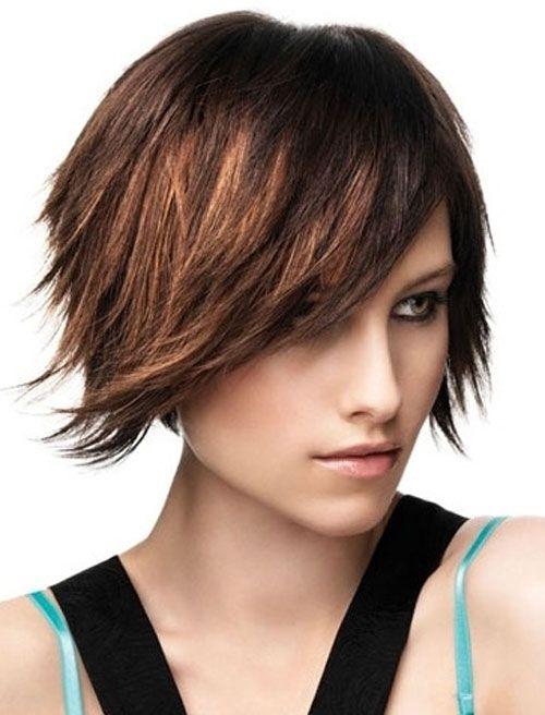 sassy short haircuts