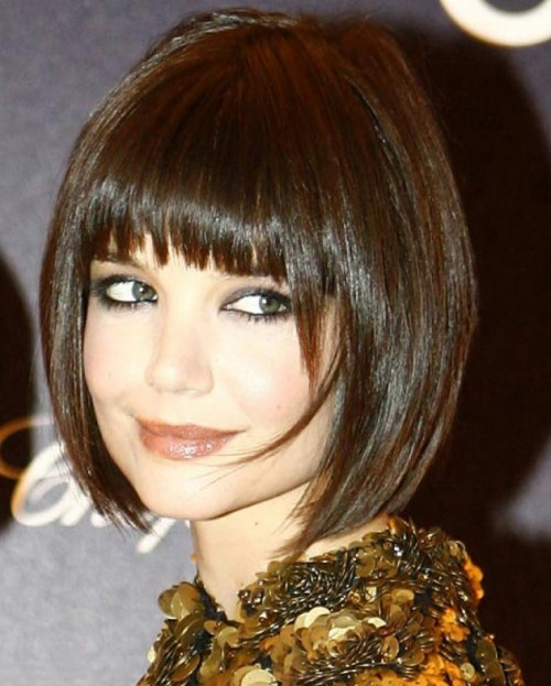 Stylish Bob For Thin Hair