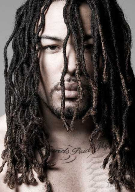 2014 long hairstyles for black men