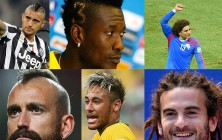 Brazil World Cup 2014 Hairstyles