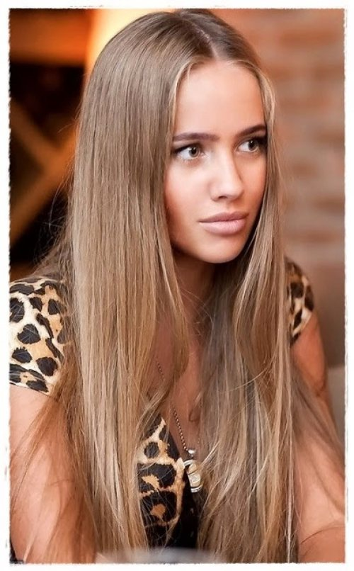 Light Brown Hair Colors 2014