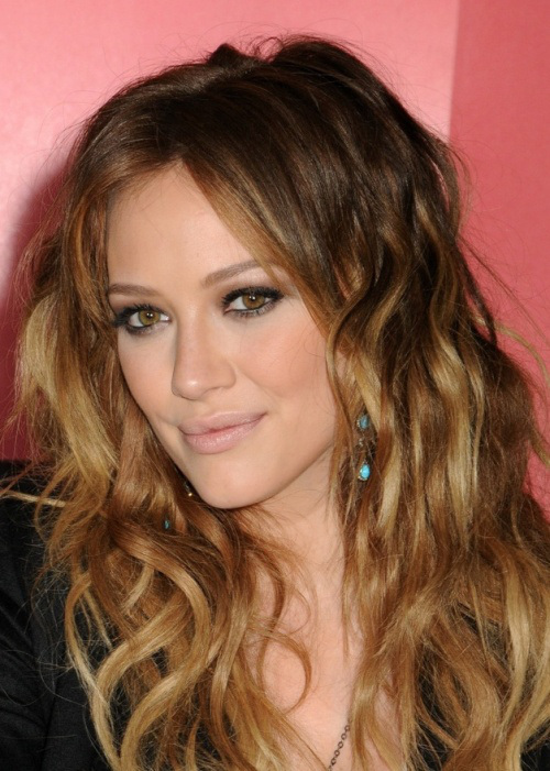 Ombre hair color ideas 2014