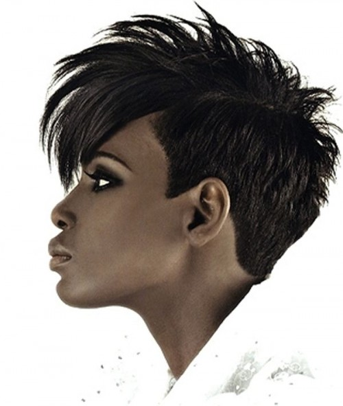 Hairstyles For Short Hair Mohawk : ... Mohawk Hairstyles 2014 Hairstyles 2017, Hair Colors and Haircuts
