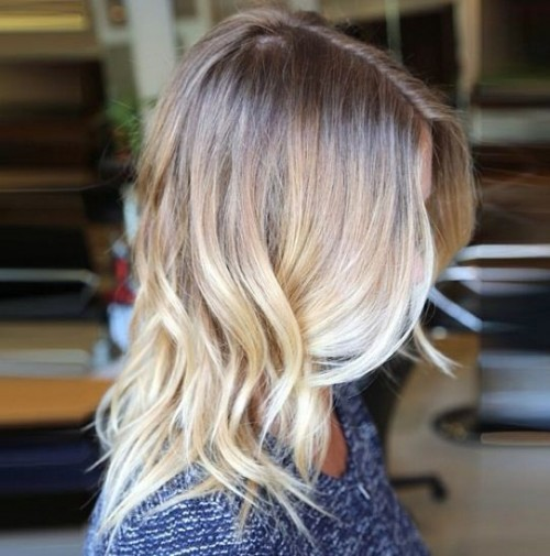 Stupendous Diy Ombre Hair Light Brown To Blonde Best Image Hair 2017 Hairstyles For Women Draintrainus