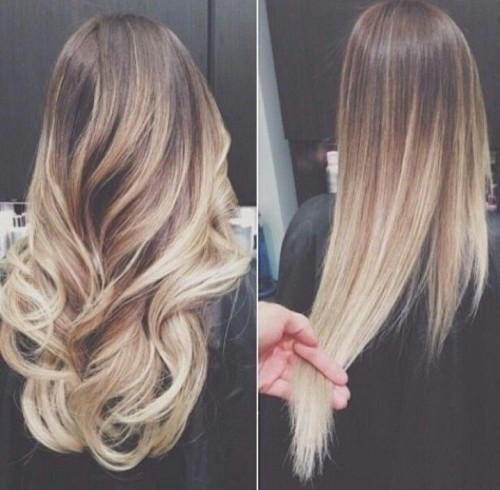 Inspiring Blonde Ombre Hair Ideas Hairstyles 2017 Hair Colors And