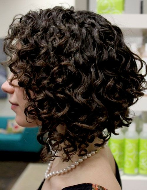Peachy Curly Bob Hairstyles Curly Bob And Bobs On Pinterest Hairstyles For Men Maxibearus
