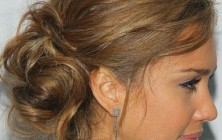 curly updo homecoming hairstyles 2014