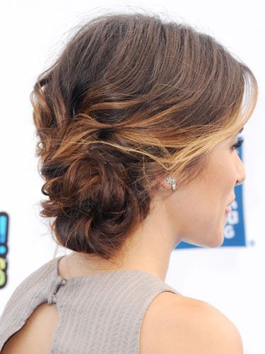 cute medium homecoming hairstyles 2014