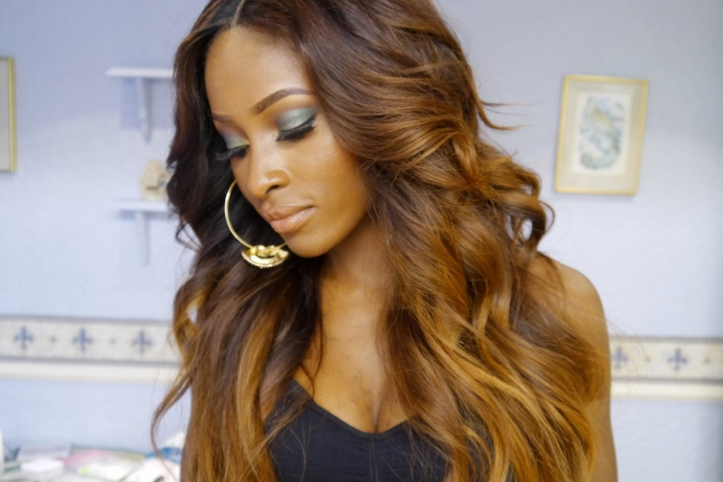 how to make ombre hair look natural