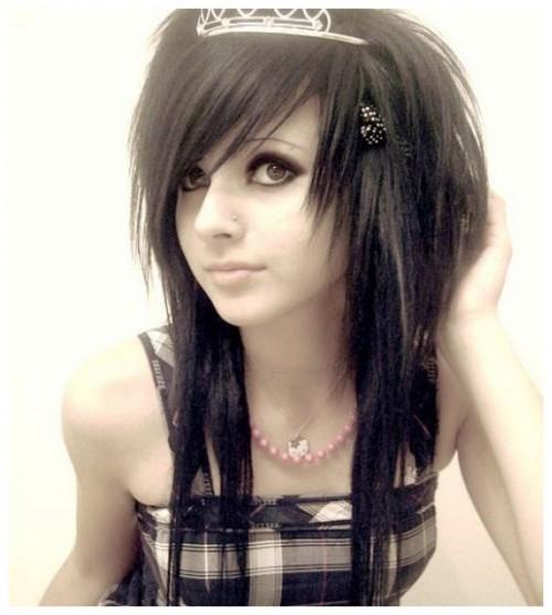 Emo Teen Hair Styles 111