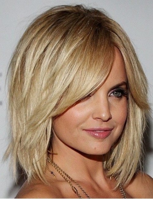 hairstyles layered bob - photo #46
