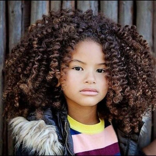 Natural Curly Hairstyles For Black S
