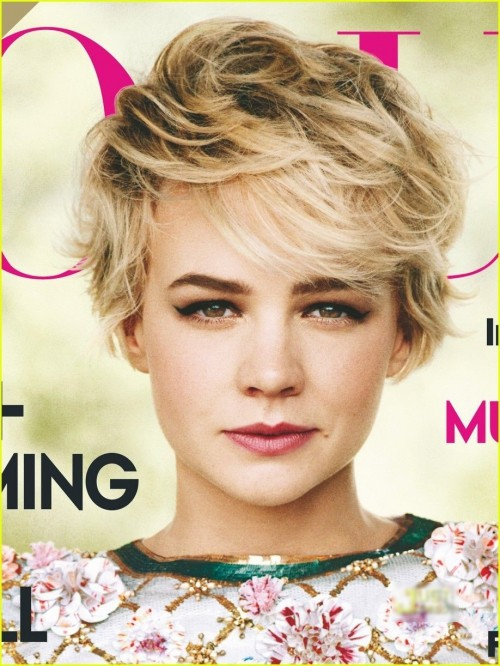ombre short haircuts 2014