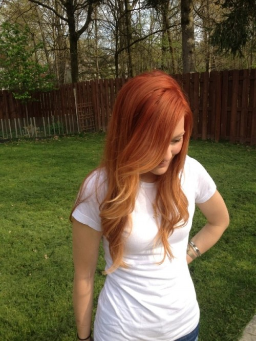 Awesome Red Ombre Hair Ideas | Hairstyles 2016, Hair Colors and ...