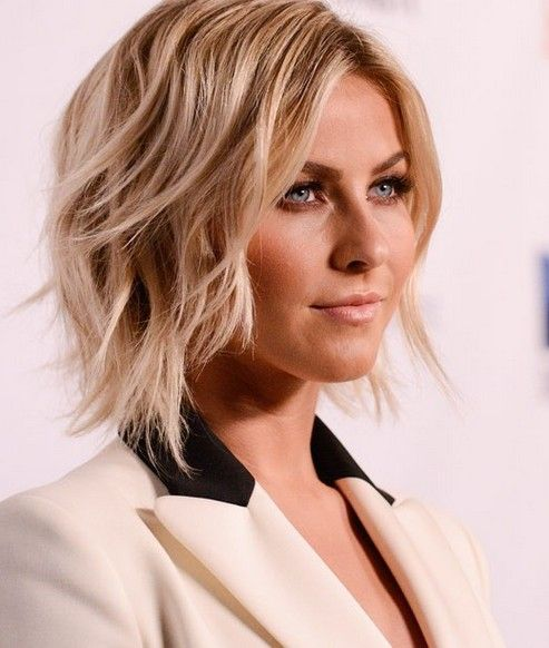 shaggy bob hairstyles for thin hair