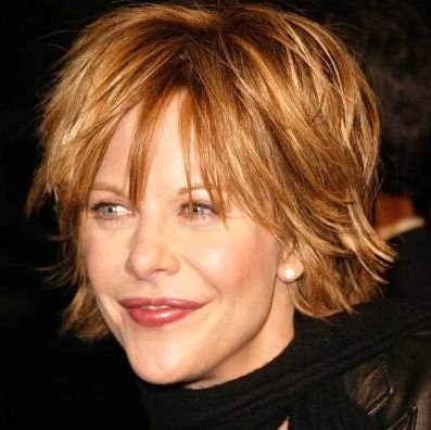 Shaggy Haircuts For Women Over 40 Images | Short Hairstyle 2013