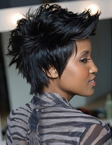 Delightful Mohawk Hairstyles for Black Women | Hairstyles 2017, Hair ...