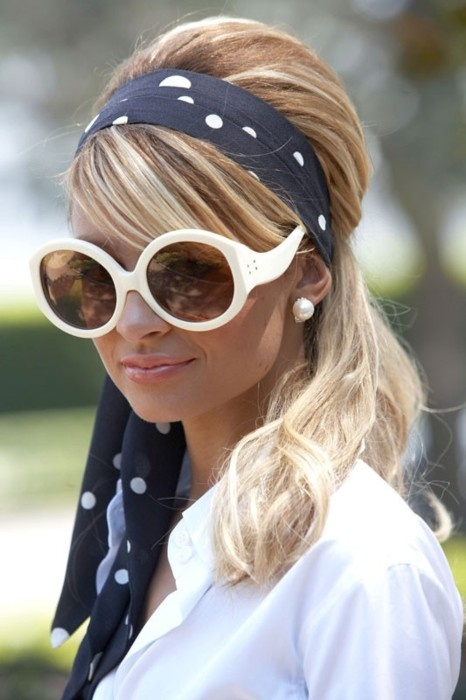 Lovely head scarves for summer hairstyles 2014 hairstyles 2016 hair