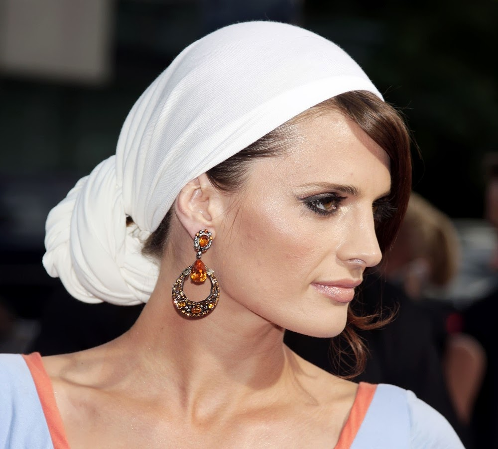 Lovely Head Scarves For Summer Hairstyles 2014