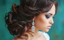 wedding curly hairstyles
