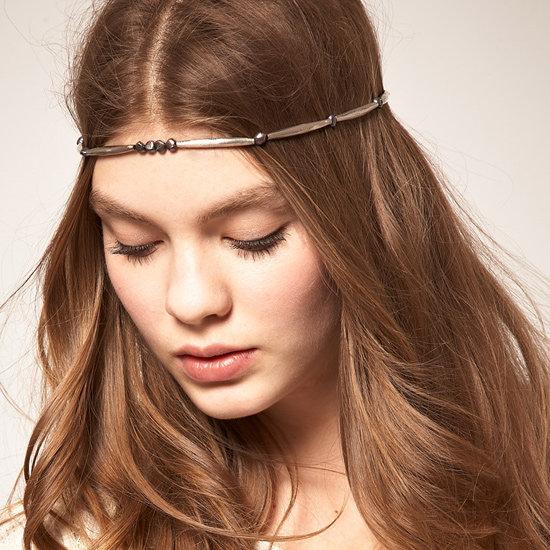 Pearl summer hair accessories 2014