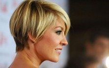 astounding celebrity short hairstyles 2014