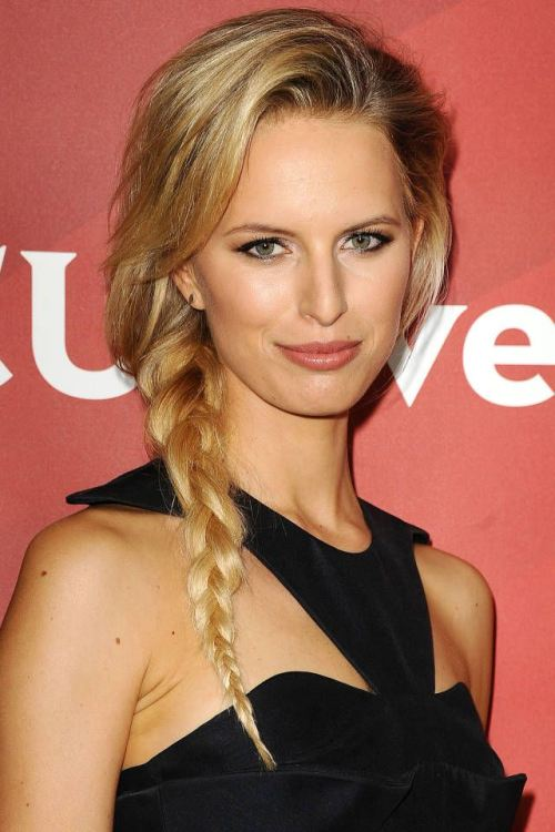 ... Braid With Long Side Swept Bangs 2014